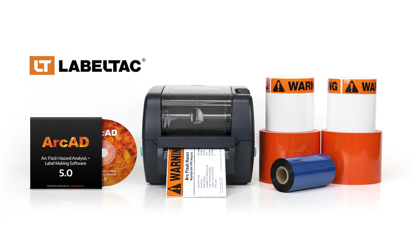LabelTac arc flash printer kit
